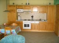 Typ 3 Wohnzimmer mit Küche - Bild 20: Darssurlaub - Wassergrundstück mit Hund - eingezäunter Terrasse, Angeln